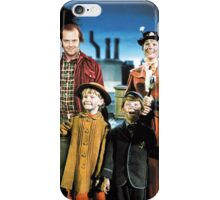 Jack Torrance in Mary Poppins iPhone Case/Skin