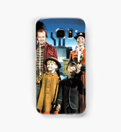Jack Torrance in Mary Poppins Samsung Galaxy Case/Skin