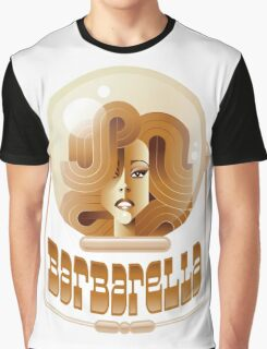 Barbarella (space helmet) Graphic T-Shirt