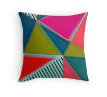 MODERN ART | VIBRANT DESIGN | ABSTRACT | CONTEMPORARY STUDIO | NEW | GRAPHIC ART Throw Pillow