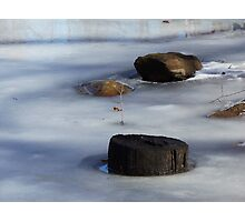 First Thaw Photographic Print