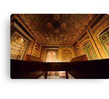Ornate Room Canvas Print