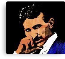 Nikola Tesla-2 Canvas Print