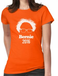 Bernie Sanders For President Womens Fitted T-Shirt
