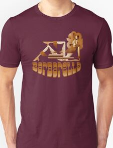 Barbarella (raygun) T-Shirt