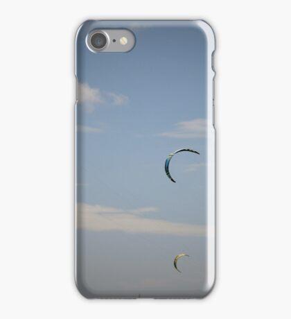 Kite surfing  iPhone Case/Skin