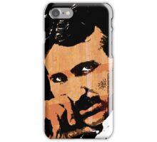 Nikola Tesla-2 iPhone Case/Skin