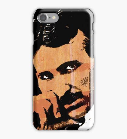 Nikola Tesla-2 iPhone Case/Skin