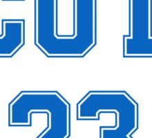 One Tree Hill - Scott #23 Sticker