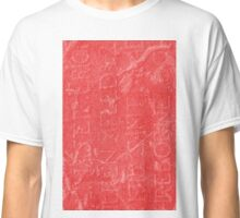 Ancient Red Denim Classic T-Shirt