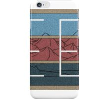 """""""SEEK"""" Sticker  iPhone Case/Skin"""