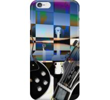 Guitars and Two Moons iPhone Case/Skin
