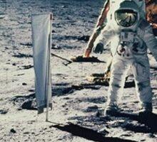 Miley Twerking on the Moon Sticker