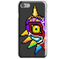 Mask of Many Colors iPhone Case/Skin