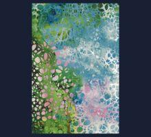 Colorful Art - Enchanting Spring - Sharon Cummings Kids Tee