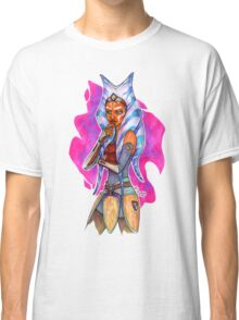 Ahsoka Kenobi style Classic T-Shirt