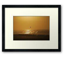 Dawn Sunrise  Framed Print