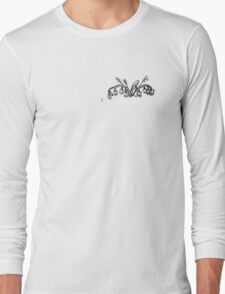 small creepy flowers Long Sleeve T-Shirt