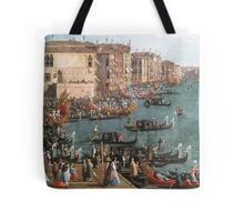 Venice art Tote Bag