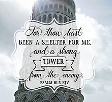 Strong Tower by Sue Ellen Thompson
