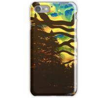 Night Pines iPhone Case/Skin