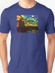 Night Pines Unisex T-Shirt
