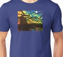 Night Pines Unisex T-Shirt