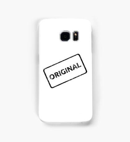 Original Stamp Samsung Galaxy Case/Skin