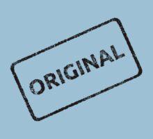 Original Stamp Baby Tee