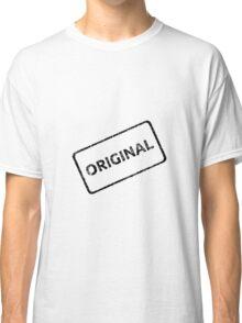 Original Stamp Classic T-Shirt