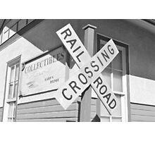 Crossing Photographic Print