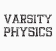 Varsity Physics Kids Tee