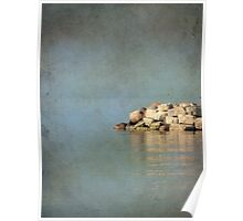 Pile of Stone Poster