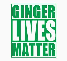 St Patrick's Day Ginger Lives Matter Unisex T-Shirt