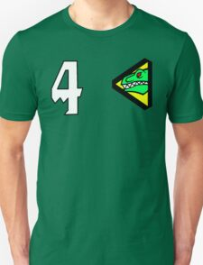 Dino Charge/Kyoryuger Green Unisex T-Shirt