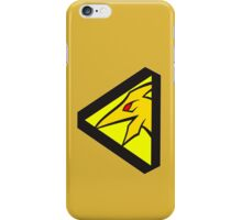 Dino Charge/Kyoryuger Gold iPhone Case/Skin