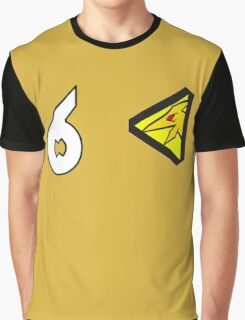 Dino Charge/Kyoryuger Gold Graphic T-Shirt