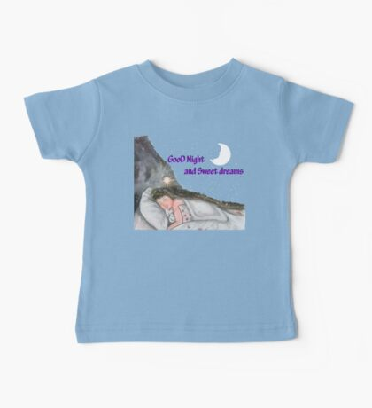 Girl's Dream Sequence Baby Tee