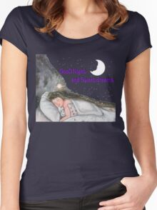 Girl's Dream Sequence Women's Fitted Scoop T-Shirt