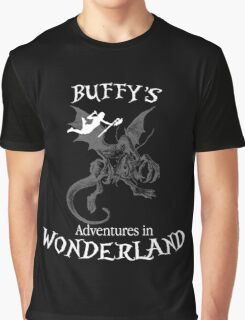 Buffy's  Adventures in Wonderland II Graphic T-Shirt