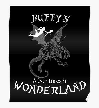 Buffy's  Adventures in Wonderland II Poster