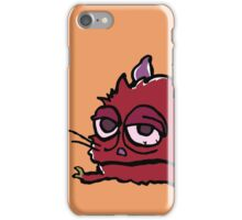 a bad day iPhone Case/Skin
