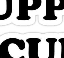 Yuppie Scum Sticker
