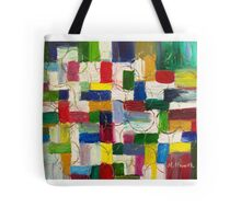 Olympics oil painting Tote Bag