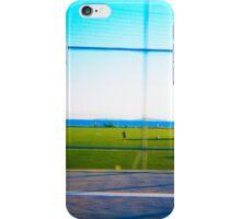 the world ahead, the sea behind me iPhone Case/Skin