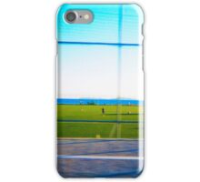 the world ahead, the sea behind me iPhone Case/Skin