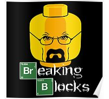 Breaking Block Poster