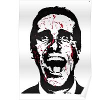 American Psycho - Patrick Bateman Poster