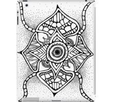 Starry Sky Mandala  iPad Case/Skin