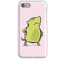 got any problems? iPhone Case/Skin